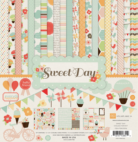 Sweet Day Kit Cover