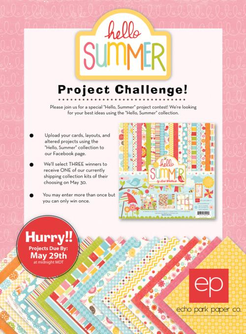 Hello Summer Project Contest