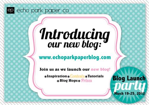 Blog Launch