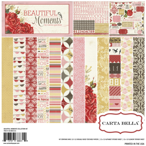 Beautiful Moments Collection Kit Cover