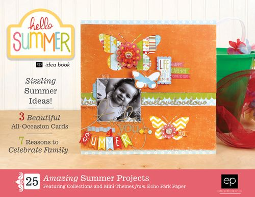 2012 Hello Summer Idea Book Cover