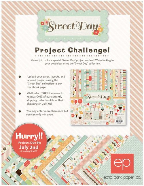 Sweet Day Project Contest
