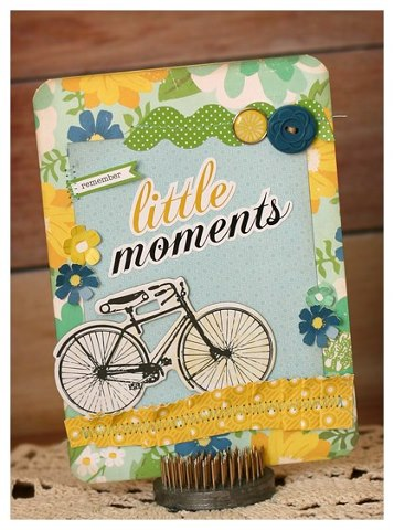 Little Moments Card Tamara Tripodi