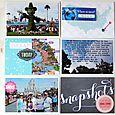 "Snapshots 4x6"" Horizontal by Linda Auclair"
