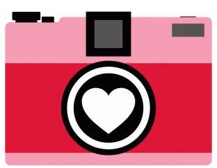 Heart Camera Shape