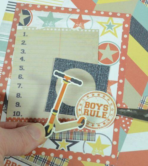 Laurel's Brothers card tut 3