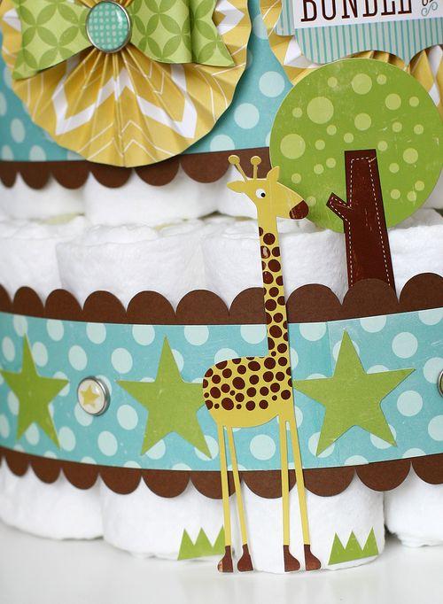 Tamara Tripodi - BOY BOY Diaper Cake - SETTING HIGH RES (6)