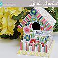 Birdhouse by Linda Auclair