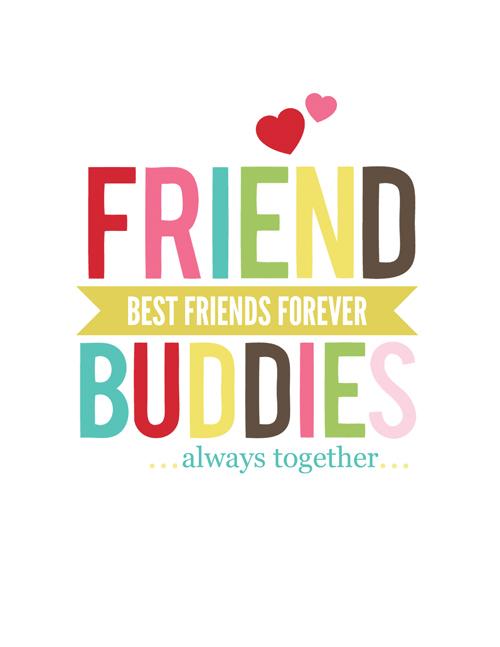 True-Friends-Subway-Art-Image