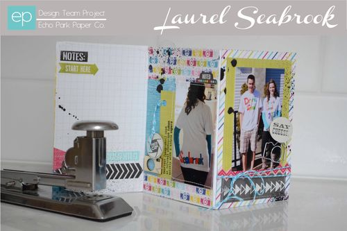 Laurel Here & Now Mini pgs 1