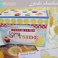 Recipe Box by Linda Auclair