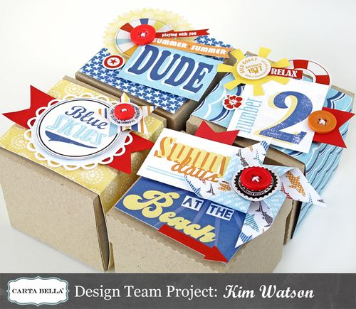 Kim Watson+Summer gift boxesB