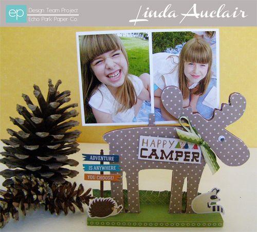 Linda Auclair HC moose photo holder w banner sized
