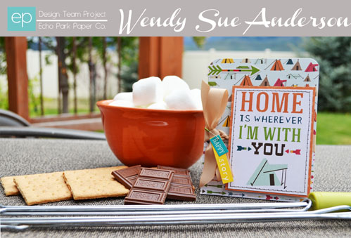 Home card by wendy sue