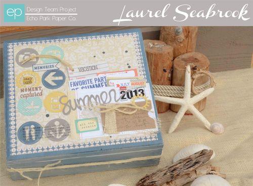 Laurel Summer Memory Box