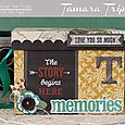 Memories Photo Box by Tamara Tripodi