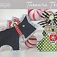 Die Cut Ornaments by Tamara Tripodi