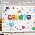 Create Canvas by Linda Auclair