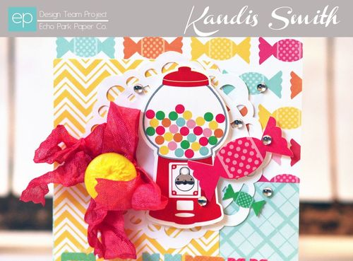 I love candy card kandis smith close up 2