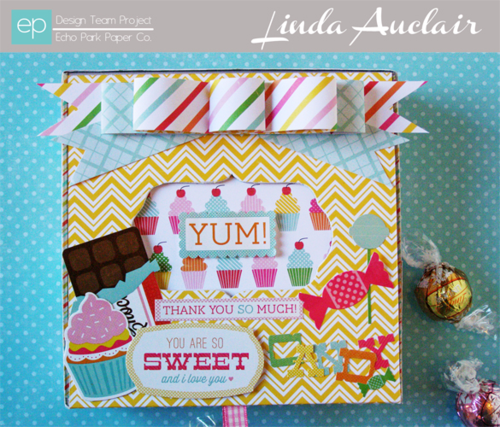 Linda Auclair sweets gift box w banner sized