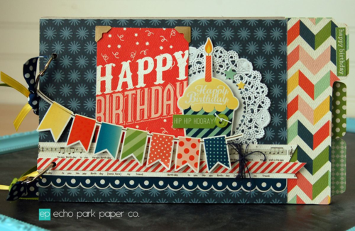 Happy-Birthday-Mini-Album-by-Echo-Park-Paper