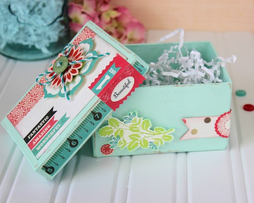 Holly Gagnon Keepsake Box 2
