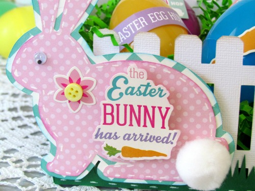 Holly Gagnon Bunny Basket 2
