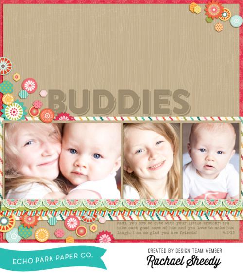 Buddies by Rachael Sheedy