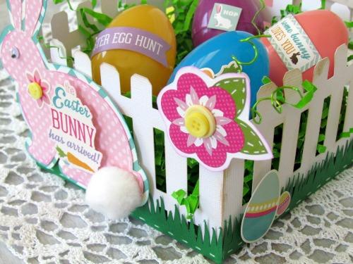 Holly Gagnon Bunny Basket 3
