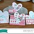 Valentine Party Place Cards by Aly Dosdall