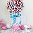 Holly Gagnon Valentines Topiary