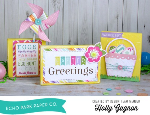Holly Gagnon Easter Blocks 1
