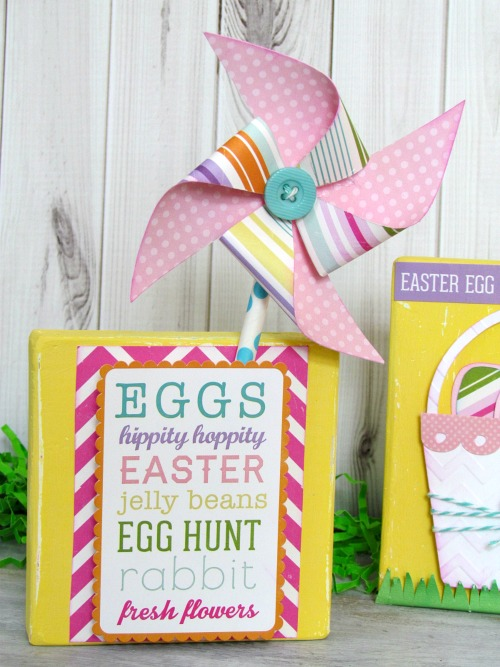 Holly Gagnon Easter Blocks 2