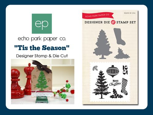 Blogged 10-28-14 --Tis-the-Season-Die-and-Stamp-Video-Image