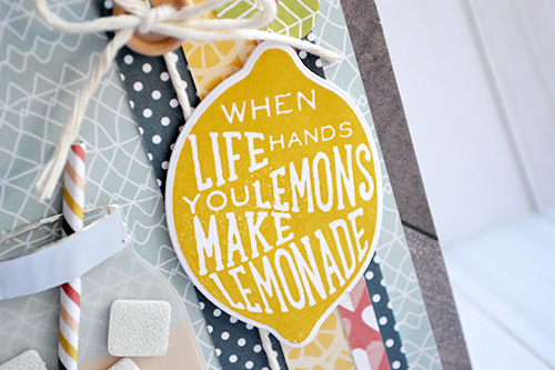 Make Lemonade Card by Aly Dosdall 2