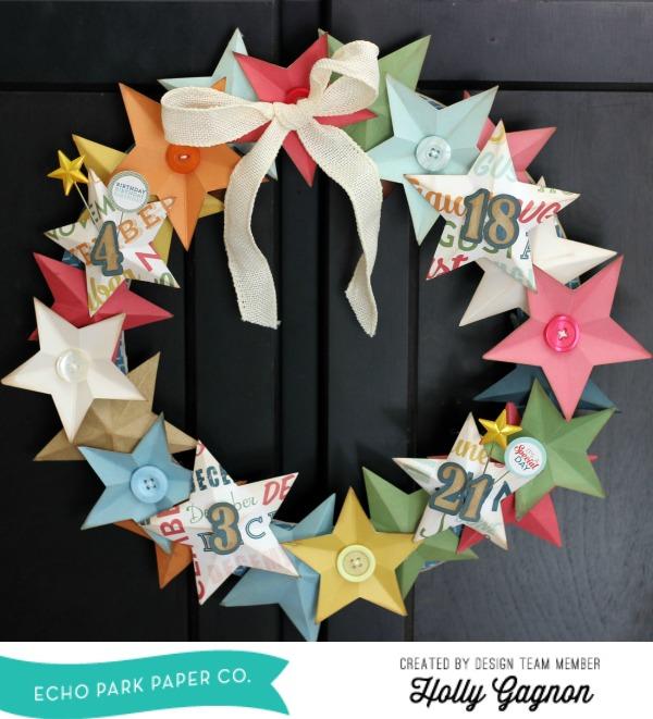 EP Star Wreath