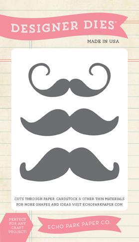 EPPDie 130_Moustache_Set