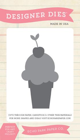 EPPDie 113_Ice_Cream_Cone