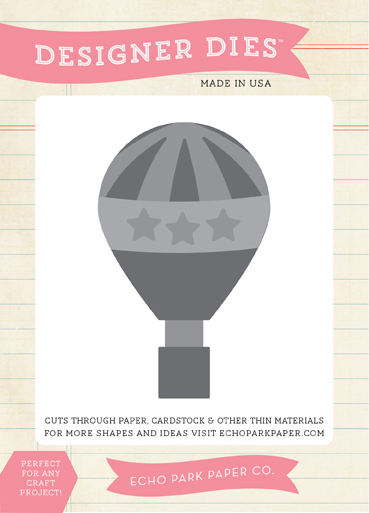 EPPDie 121_Hot_Air_Balloon