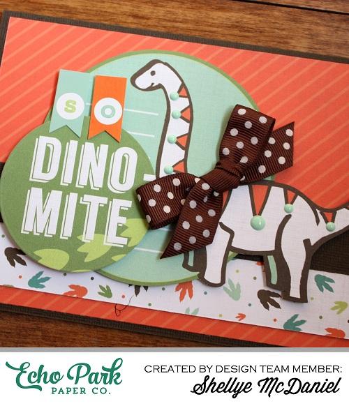 Shellye McDaniel-Dino Card Set5