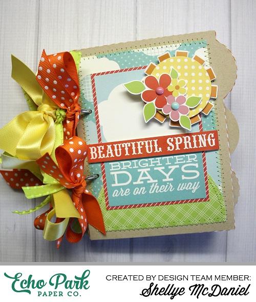 Shellye McDaniel-Sunny Days Ahead Mini Album1