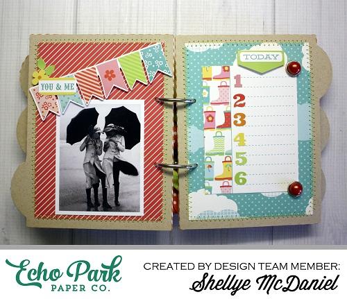 Shellye McDaniel-Sunny Days Ahead Mini Album10