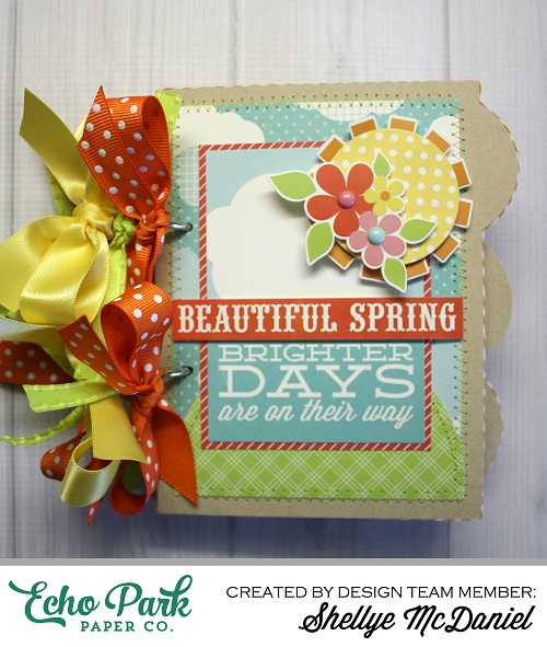 Shellye McDaniel-Sunny Days Ahead Mini Album20