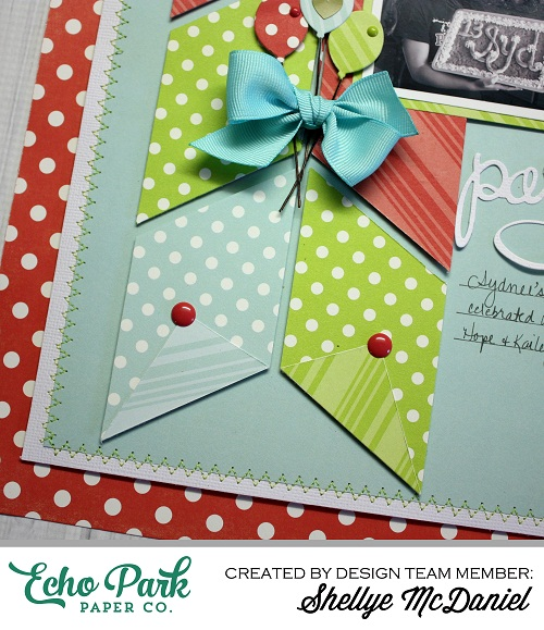 Shellye McDaniel-Party Party Layout Dots and Stripes3