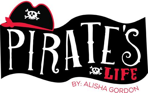 Pirates Life Logo