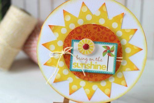 Sunshine Card 2