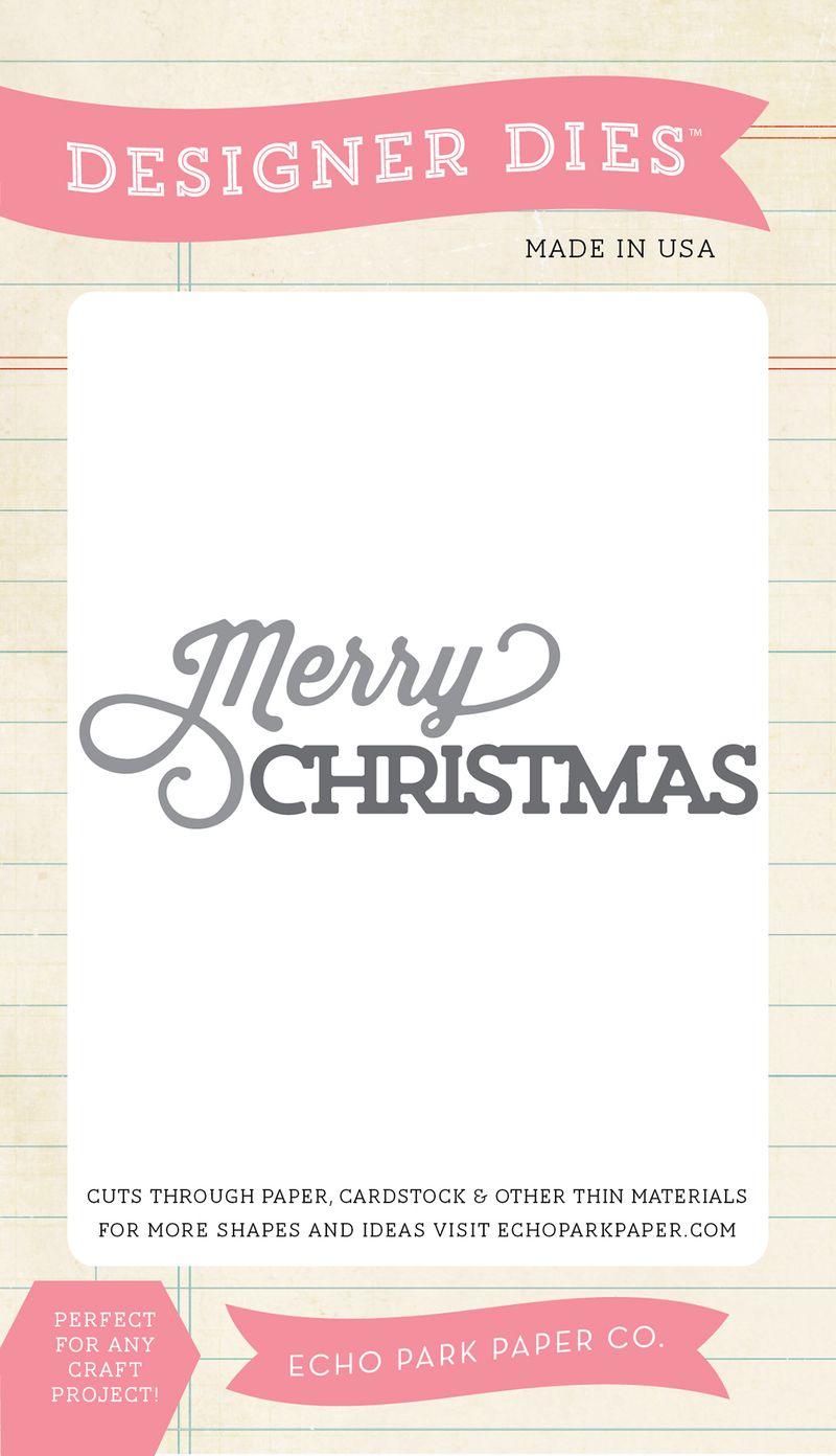 EPPDIE280_Merry_Christmas_Word_Set_Small_Die
