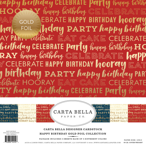 CBFH004_Happy_Birthday_Gold_Foil_Collection_Kit