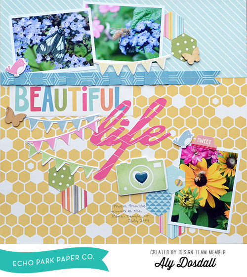 Beautiful life by aly dosdall 1