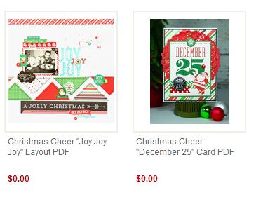 Christmas Cheer PDFs